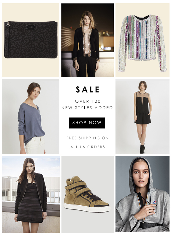 04.22.2014 New Markdowns