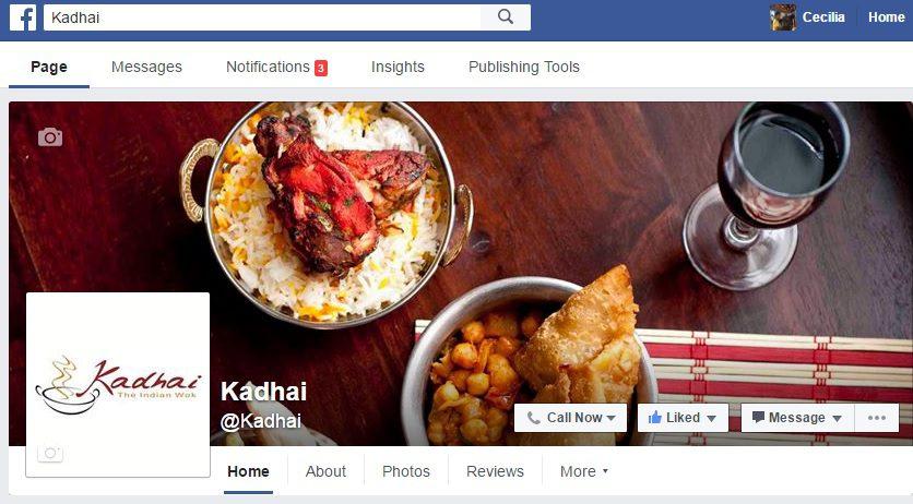 Kadhai FB